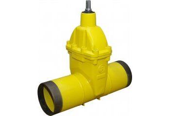 Засувки з гумованим клином (GAZ)